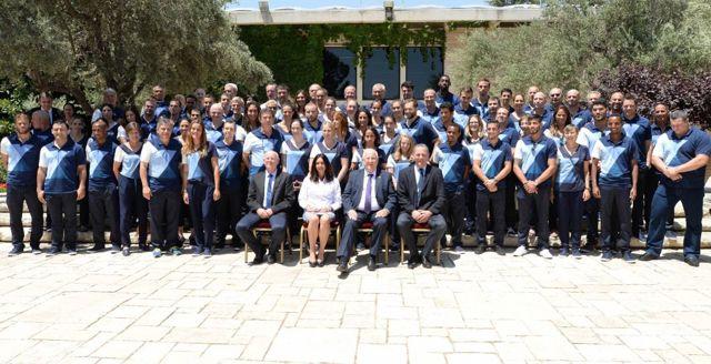 Juegos Olímpicos en Río de Janeiro - Delegación israelí