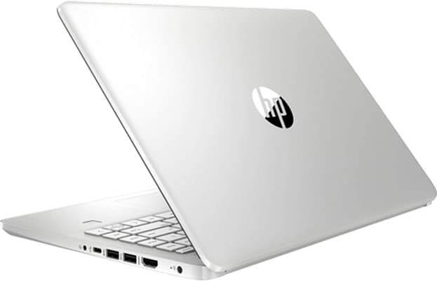 HP 14s-dq1040ns: portátil Core i3 con Windows 10 Home S, disco SSD y pantalla FHD de 14 pulgadas