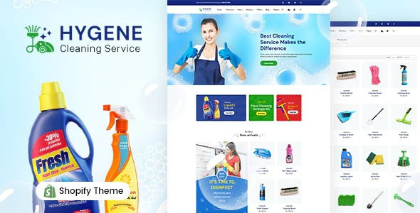 Cleaning Shopify Theme