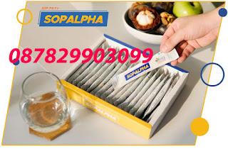 kandungan dan manfaat sopalpha