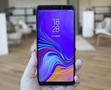 Spesifikasi Layar Samsung Galaxy A9 2018