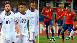 مشاهدة مباراة الأرجنتين وتشيلي بث مباشر اليوم 6-9-2019 في مباراة ودية