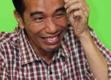 Jokowi Biography (Joko Widodo) - Test Copy Theme