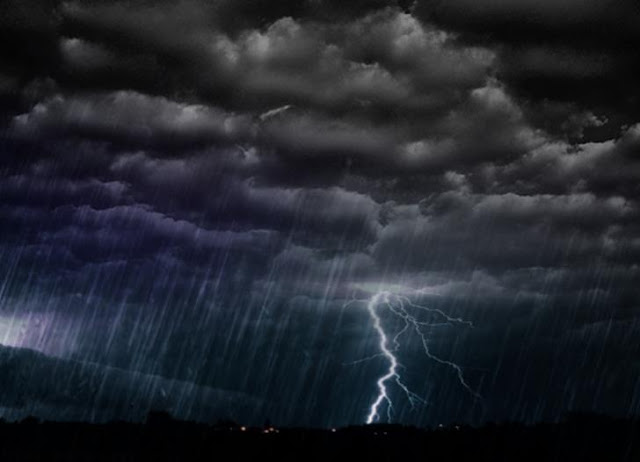 Yellow Weather Alert: Storms and heavy rain to overwhelm the entire island on Monday night