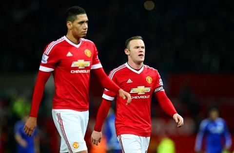 Phong độ ấn tượng của Smalling khiến đội trưởng Wayne Rooney phải lên tiếng khen ngợi
