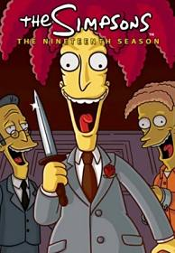 Los Simpsons Temporada 19 Online