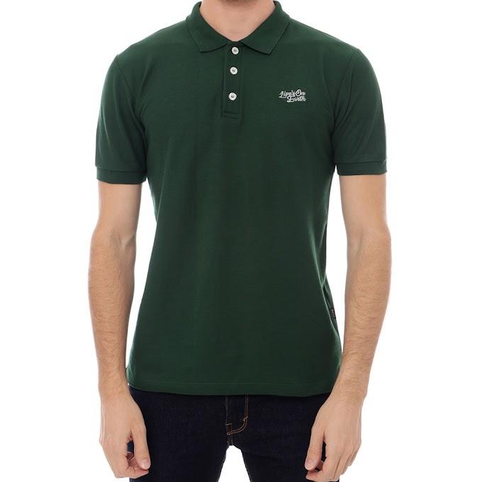 Polo Shirt Premium JADE Green