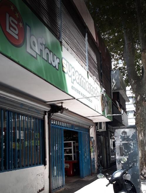 La calle Lafinur de Buenos Aires