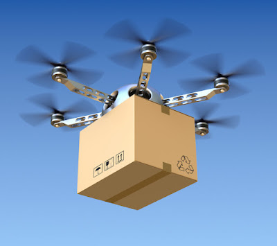 drone for delivery