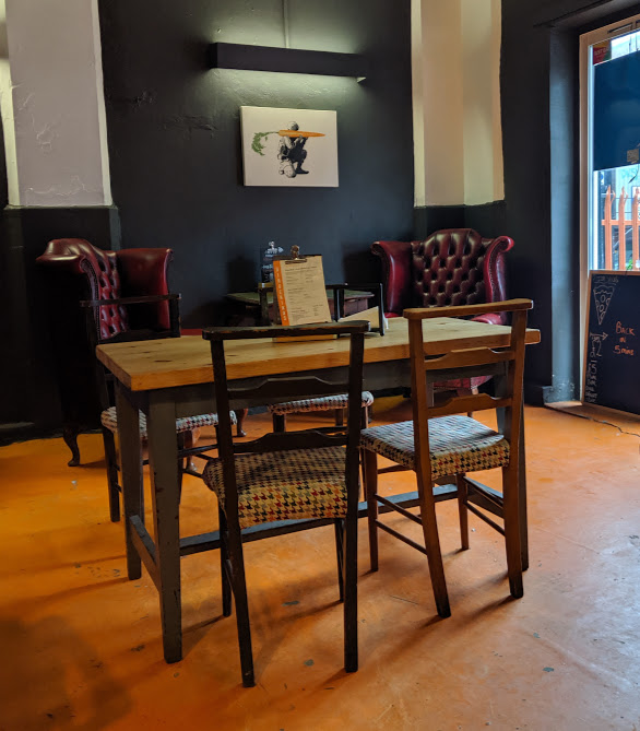 Gingerinos - A Tasty £5 Lunch Deal in Ouseburn  - interior