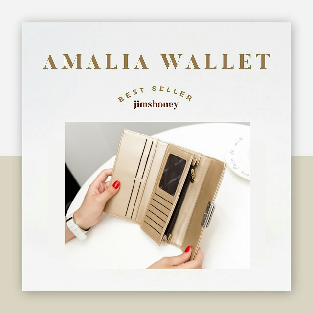 Jims Honey Amalia Wallet