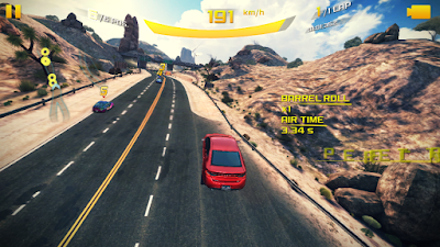 Cherry Mobile Alpha Prime 5 Sample Game - Asphalt 8
