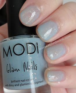 Modi Glam Nails nail polish 71 - Greater Light