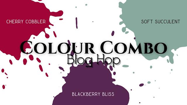 Colour Combo Blog Hop July 2021