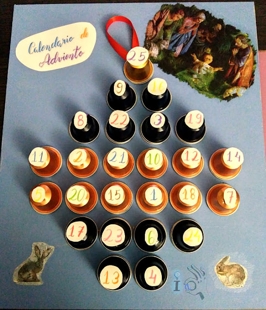 DIY-Calendario-Adviento-Cápsulas-Ideadoamano
