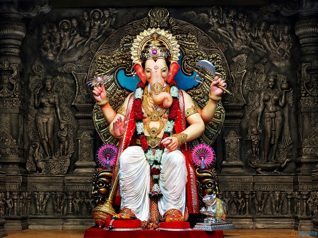 Ganesha Hd New Wallpapers Free Download: All Free Download: God Ganesh