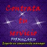 Contrata tu servicio