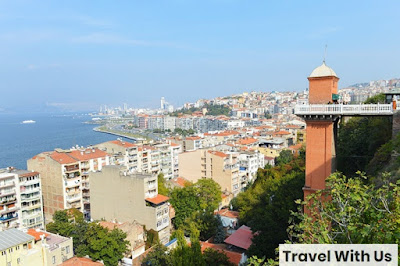 most beautiful touristic places in turkey