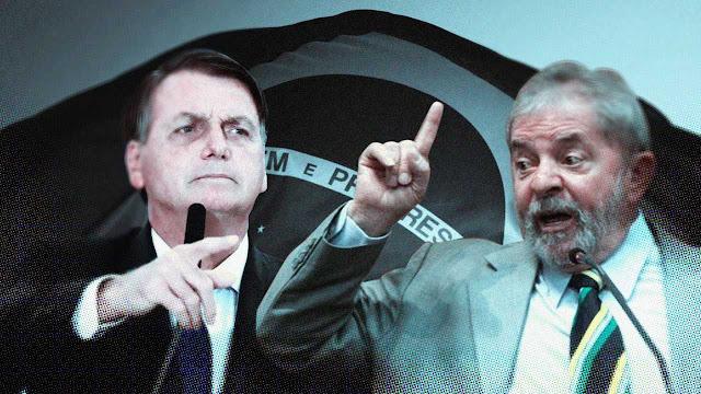 Os Messias: Lula e Bolsonaro - Blog do Asno