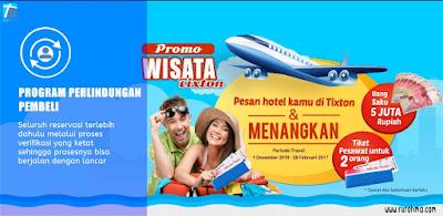 Travel Wish ke Kota Pelajar  Yogyakarta Bersama Wisata Tixton - Tixton Asia - Travel Wish Bersama Wisata Tixton Asia