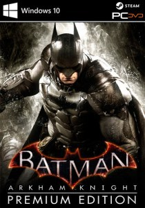 BATMAN ARKHAM KNIGHT COMPLETO + DLC´S + CRACK – PC COMPUTADOR