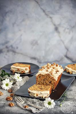 Slatki hleb sa šargarepom