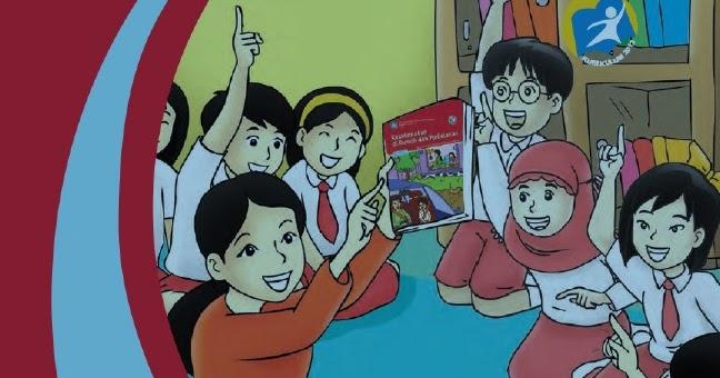 Download Buku Tematik Terpadu Kurikulum 2019 Revisi 2019 ...