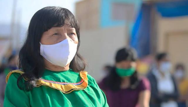 Comunidades indígenas Perú