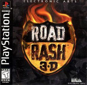 Download Road Rash 3D (1998) PS1 Torrent