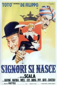 Watch Signori si nasce Online Free in HD