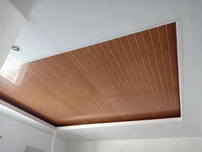 Contoh Drop Plafon PVC