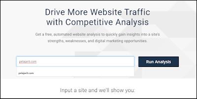 Cek Peringkat Website