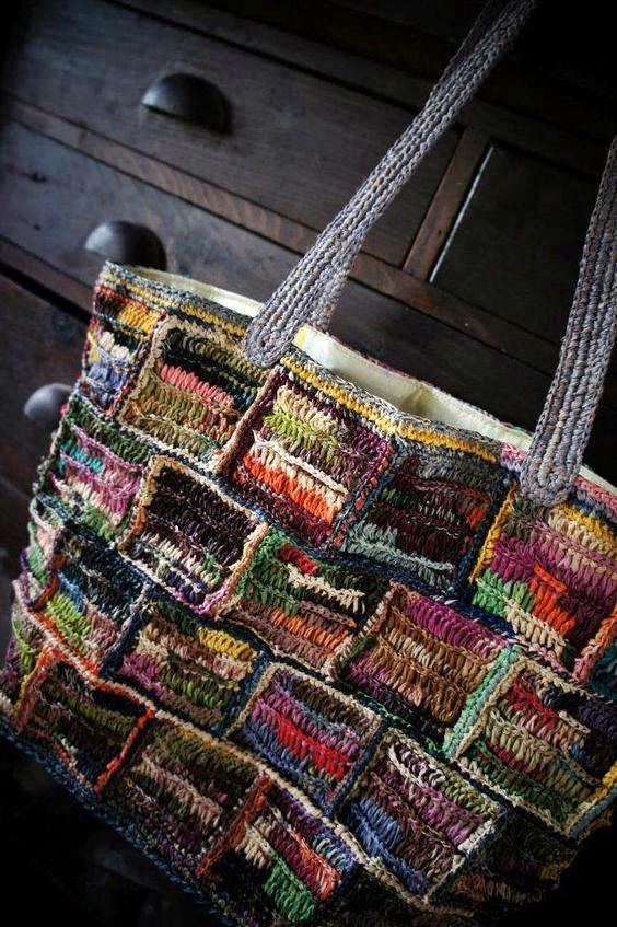 torby szydelkowe