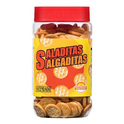 Galletitas saladitas Hacendado