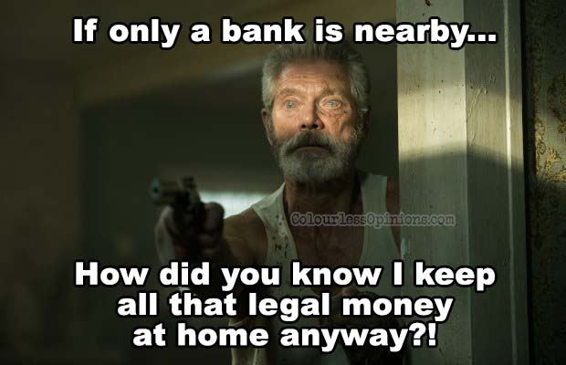 don't breathe movie meme