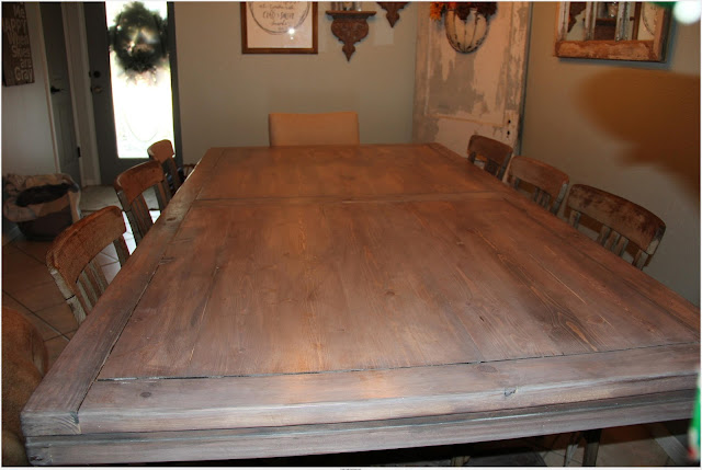 10 Foot Dining Room Table Pic