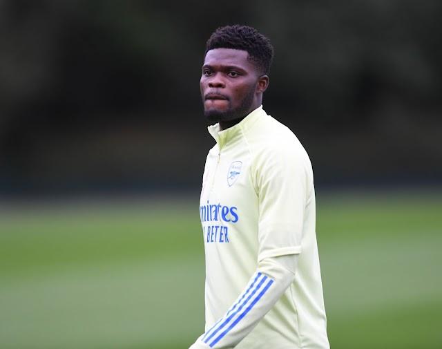 Thomas Partey leads 'hot' Ghanaian praises at Arsenal (video)
