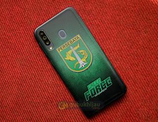 Mockup Custom Case Samsung M30 by gubukhijau