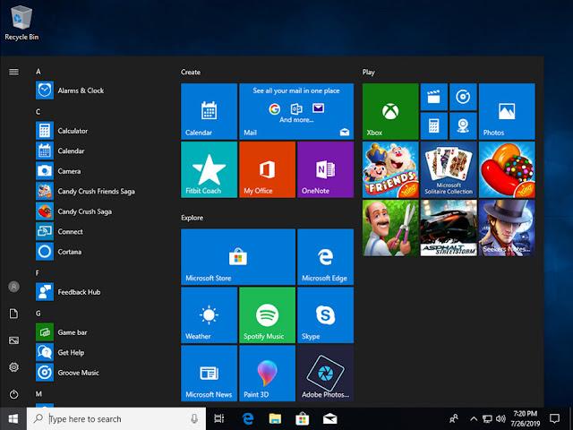 Windows 10 Pro Redstone 5 X64 OEM MULTi-24 24 July 2019