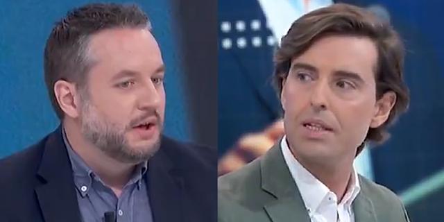 Daniel Basteiro y Pablo Montesinos