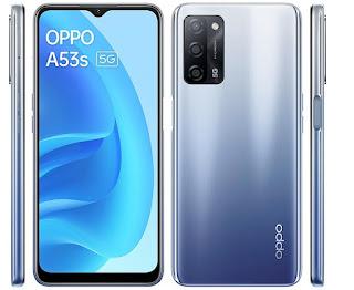 مواصفات و سعر أوبو أي53اس 5جي Oppo A53s 5G هاتف أوبو Oppo A53 5G الإصدارات: CPH2321 - مواصفات و سعر موبايل/هاتف/جوال/تليفون أوبو Oppo A53s 5G