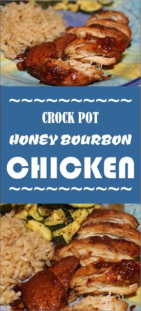 Honey Bourbon Chicken
