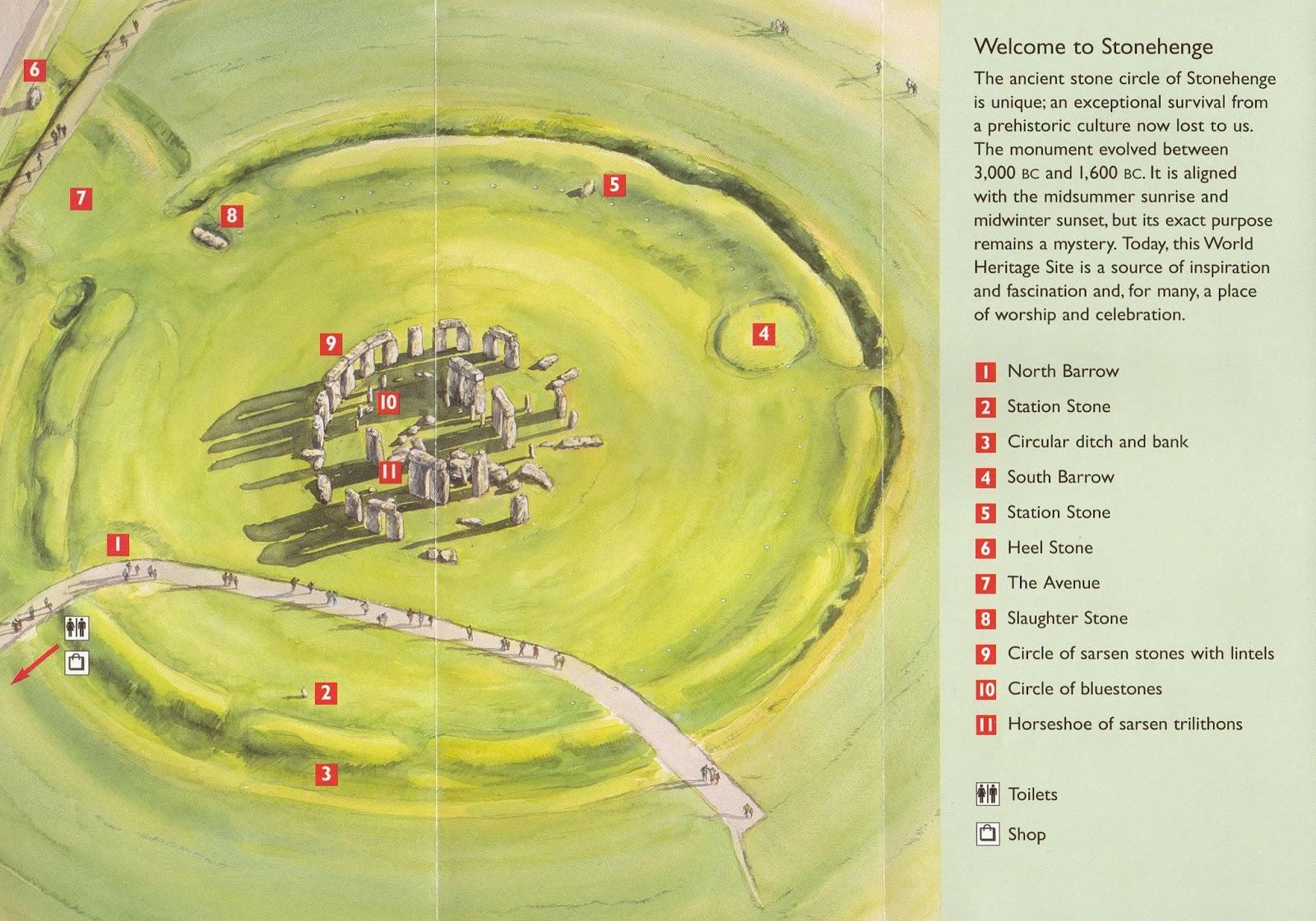 travel tales stonehenge to cornwall