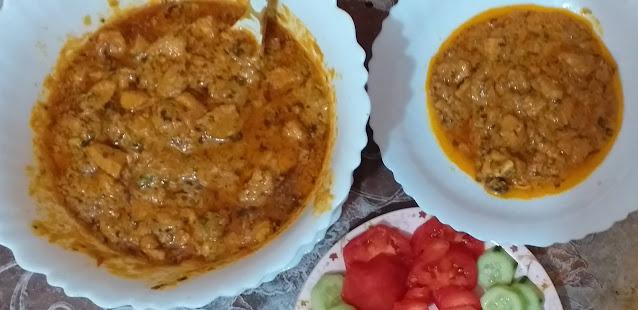 Chicken Mughlai Handi Boneless recipes