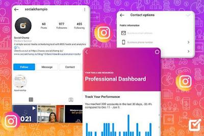 شرح, خطوات, إنشاء, وإعداد, حساب, انستقرام, تجاري, للأعمال, Instagram ,Business