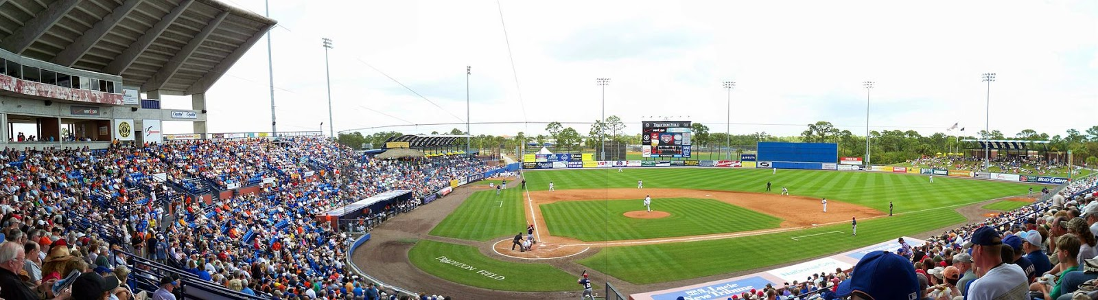 Tradition Field And Port St Lucie West Palm Beach To
