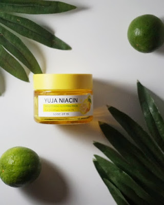 Some By Mi Yuja Niacin Brightening Sleeping Mask