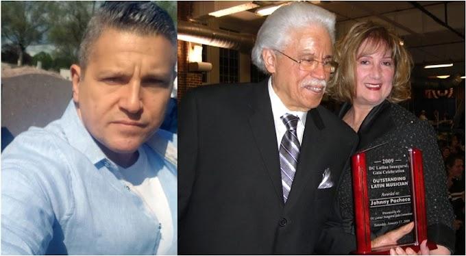 Hijo y viuda de Johnny Pacheco narran últimos momentos del creador de la salsa mientras moría