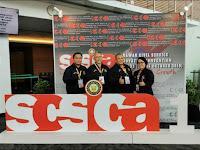 NMO Sarawak meraih kejayaan didalam SCSICA 2019