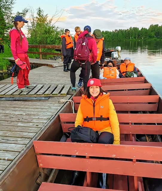 Millaisia veneitä Lapland Safariksen retkillä on
